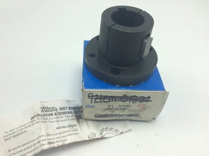 NEW MARTIN SPLIT TAPER BUSHING, P/N P1 30MM