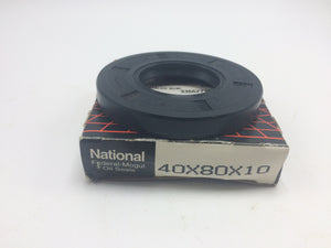 NEW NATIONAL OIL SEAL, P/N 40X80X10