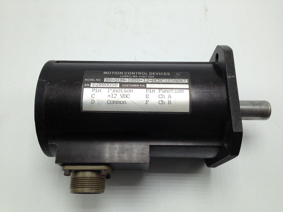 MOTION CONTROL DEVICES ENCODER, S5BSA7, P/N 80-SUM-1000-12-HCBC