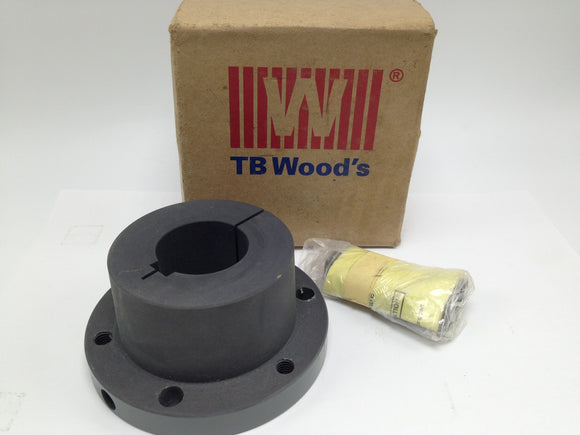 NEW TB WOODS BUSHING, P/N SKM X 35MM