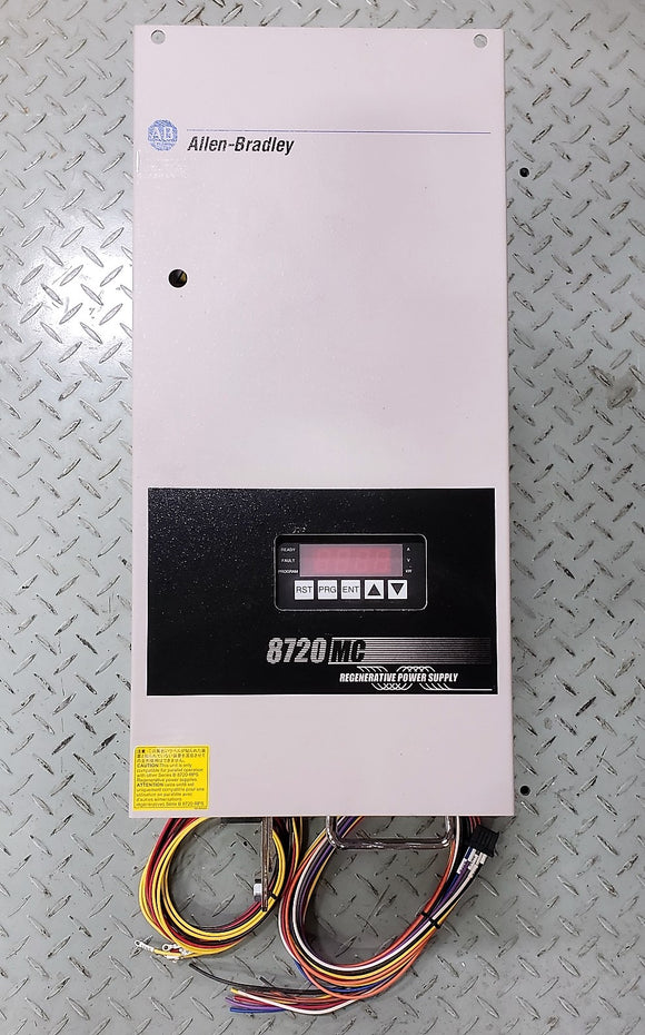 NEW ALLEN BRADLEY 8720MC-RPS190BM REGENERATIVE POWER SUPPLY