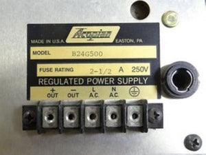 Acopian Power Supply B24G500