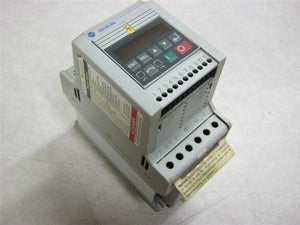 Allen Bradley 1 HP Speed Controller - 160-BA03NPS1P1 Series C - Refurbished w/ Warranty