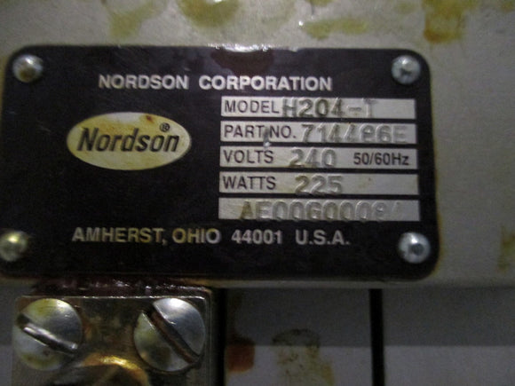 Nordson 714486E  Applicator Head