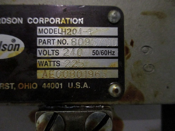 Nordson 809570D Applicator Head