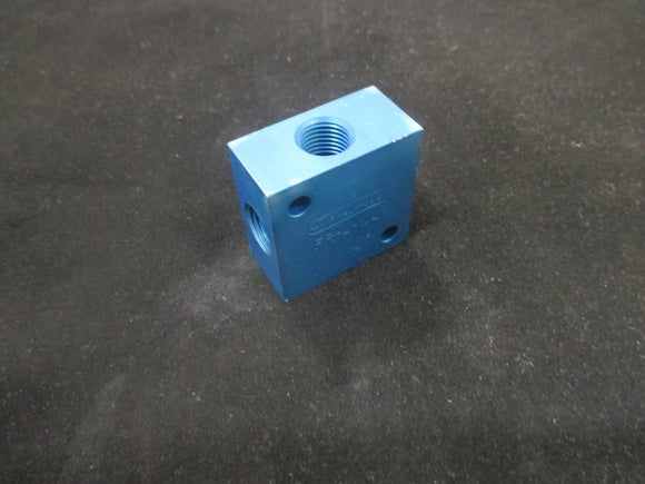 New Festo Distributor Block - PN# FR-4-1/4