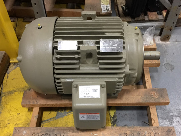 New General Electric 40 HP Extra Severe Duty AC Motor - 5KS324SAA2011
