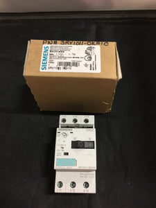 New Siemens Push Button Motor Breaker-3RV1011-0KA10