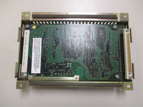 Cutler Hammer 91-01215-01 Communications Module Panel Eaton