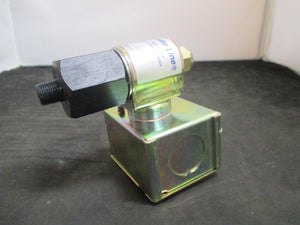New Fabco-Air Solenoid Valve - FVS-405-24VDC-80PSI