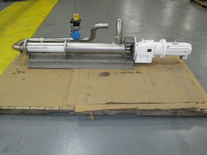Seepex BCSO 10-12V Progressive Cavity Pump, Commission No. 828259.2