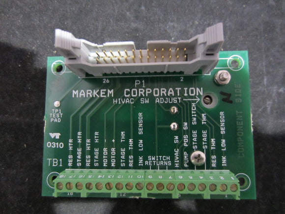 NEW Markem 672472 PC Board