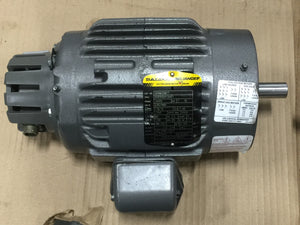 NEW BALDOR RELIANCE MOTOR 1HP/1725RPM PN# ZDNM3581T