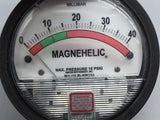 Dwyer 161986-00 Magnehelic Differental Pressure Gauge 0 - 40 Millibars