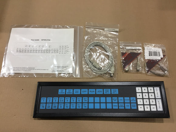 NEW STRONGARM 36 FUNCTION KEY MEMBRANE KEYPAD W/ENCODER #USE 145 - PN# 40F