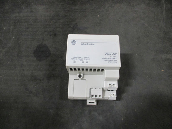 Allen Bradley Remote I/O Adapter - 1794-ASB Series D - Refurbished w/ Warranty