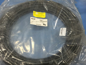 "NEW NYCOIL 3/8""OD X 100 FT BLACK POLYETHYLENE TUBING PN# 62661"