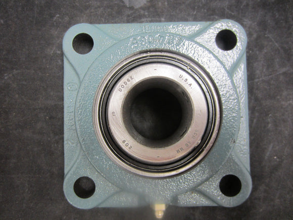 New Dodge Flange Mount Ball Bearing Unit - F4B-SCM-40M