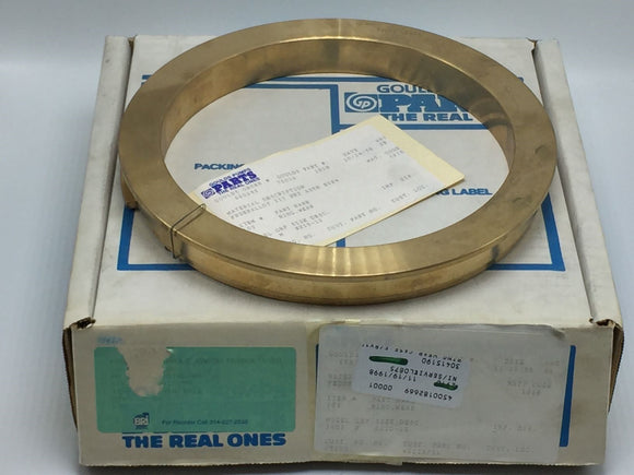 NEW GOULDS PUMPS MODEL 3405 RING WEAR SIZE 8 X 10-12 PN# 70016-1618