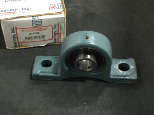 NEW AMI PILLOW BLOCK BALL BEARING BORE 25MM PN#UCP305