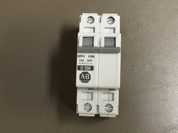 New Allen Bradley Circuit Breaker - 1492-CB2G150 Series C