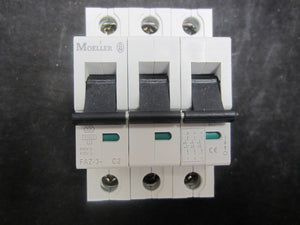 New Moeller Miniature Circuit Breaker - FAZ-3-C2