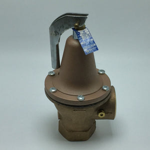 NEW WATTS 174A SERIES 1-1/2IN BOILER PRESSURE RELIEF VALVE PN# 174A-125-1-1/2