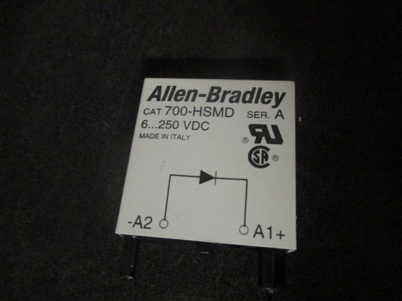 Allen Bradley 700-HSMD Series A Surge Suppressor