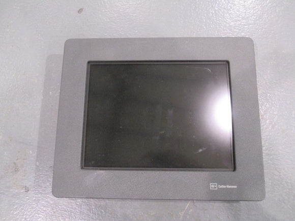 Cutler Hammer 98-00113 Touch Screen Panel Model: PGGLOBLPMNTD-In Germany