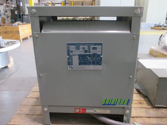 Hevi-Duty Transformer - 3 Phase - SCR Drive - Dry Type - DT661H14S