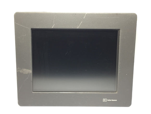 CUTLER HAMMER D710TFT14 TOUCH SCREEN 14IN 26W 92-260V 47-63HZ PN# 98-00101