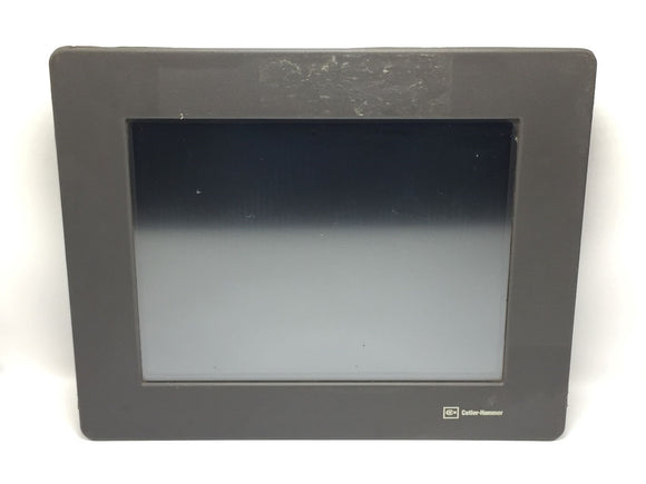 CUTLER HAMMER D710TFT14TS TOUCH SCREEN CENTRAL UNIT 36W 95-260V PN# 98-00077