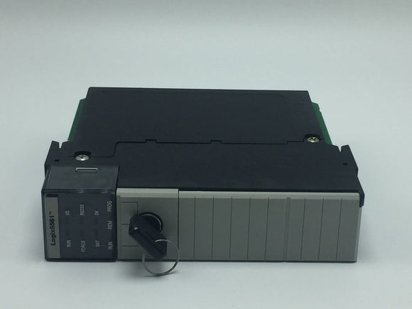 ALLEN BRADLEY CONTROLLOGIX 5561 PROCESSOR 2MB WITH KEY, SERIES A PN# 1756-L61