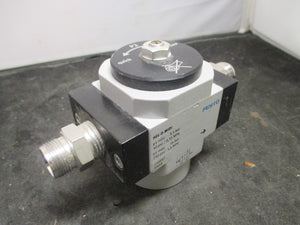 Festo On-Off Valve, HEL-D-MIDI - 170691