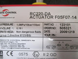 Remote Control Actuator - RC220-DA