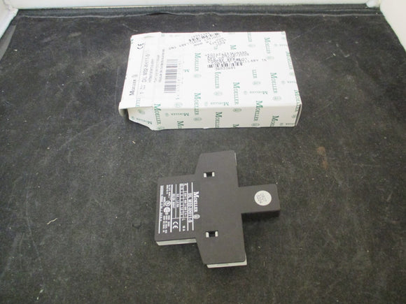 NEW MOELLER SIDE MOUNT AUXILIARY CONTACT 1NO/1NC PN# DIL M32-XHI11-S