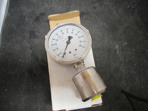 New ENFM 0-60PSI Pressure Gauge - B38130630