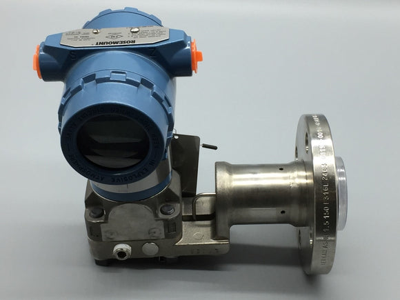 NEW ROSEMOUNT SMART FAMILY 3051C PRESSURE TRANSMITTER PN# 3051CG2A22A1AS1L4E5M5