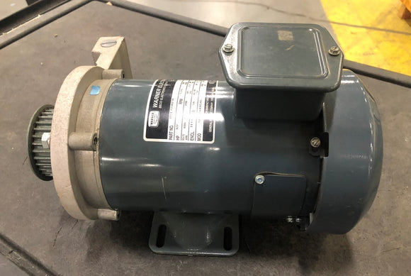 WARNER ELECTRIC 5BPA56KAG6C DC MOTOR 1/2HP 1725RPM 180V 2.8A PN# MOF7210210