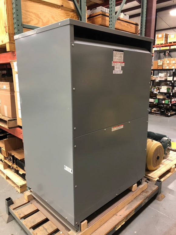 NEW SQUARE D 415kVA 3 PHASE INSULATED LOW VOLTAGE TRANSFORMER - PN# 415TQ32263Q
