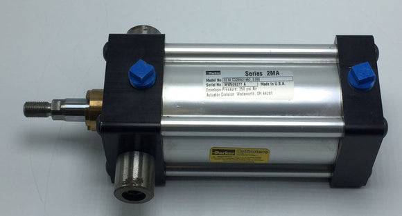 NEW PARKER 2MA AIR CYLINDER 2.5IN BORE 3IN STROKE PN# 02.50-CD2MAU14AC-3.000