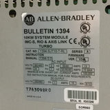 Allen Bradley Digital Servo Controller - 1394-SJT10-T-RL - In Germany