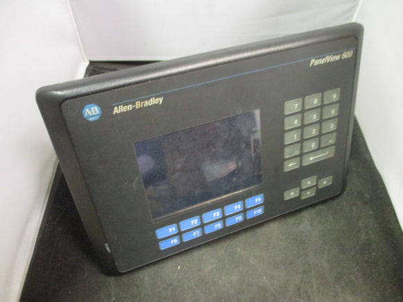 Allen Bradley Keypad Touch Screen  2711-B6C2 Series B - Refurbished w/ Warranty