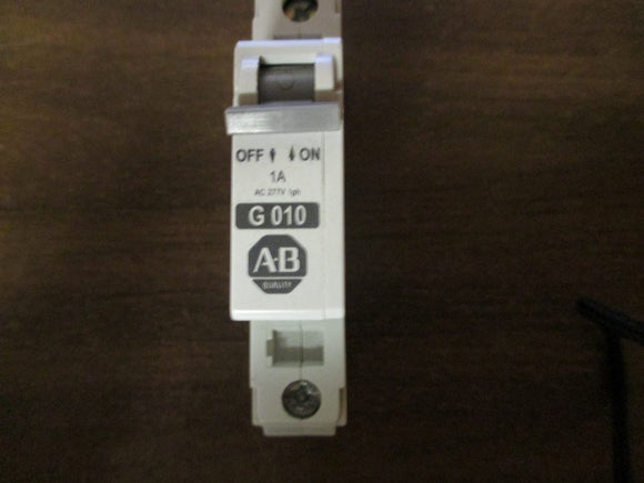Allen Bradley Energy Limiting 1 Pole Circuit Breaker
