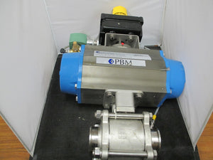 PBM Pneumatic Actuator Valve- PBM-PAVBL253S--0115 - WES 2004NBY2A2M0200