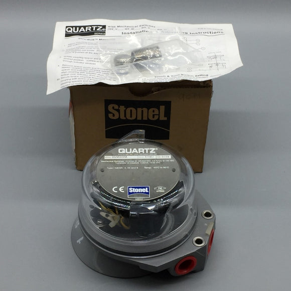 New Stonel Quartz Series Explosion Proof Limit Switch - QG2VC02S5A