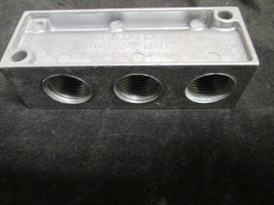 Festo Distribution Block - FR-4-1/2B