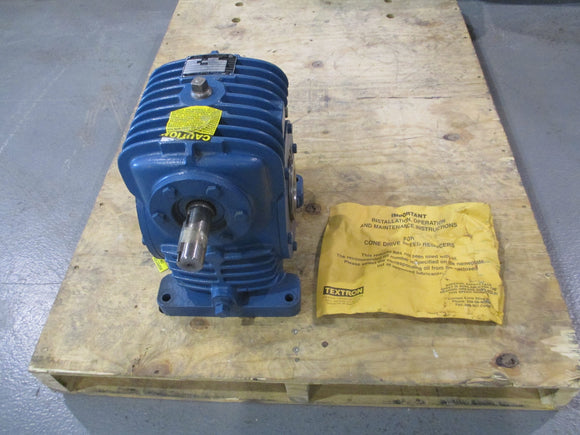 Cone Drive Gear Reducer SH035-1