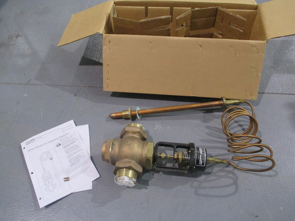 New Hoffman Specialty Temperature Regulator 1140-40-80