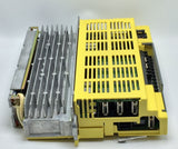 REFURBISHED FANUC SERVO AMPLIFER UNIT 200-230V/17A PN# A06B-6089-H105